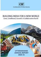 CII Uttarakhand Annual Report 2020-21