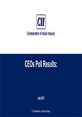 CEOs Poll Results: July 2021