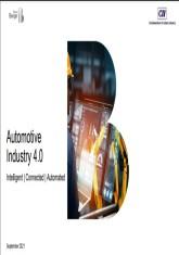Automotive Industry 4.0 Summit 2021