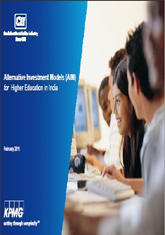 Alternative Investment Models (AIM) for Higher Education in India
