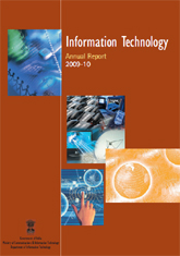 Annual Report (2009-2010) : Information Technology