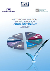 Institutional Investors: Driving Force for Good Governance