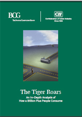 CII-BCG Report on The Tiger Roars: An In-Depth Analysis of How A Billion Plus People Consume
