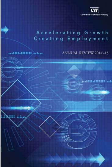 CII Annual Review (2014-15)