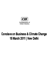 Conclave on Business & Climate Change