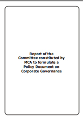 Guiding Principles of Corporate Governance
