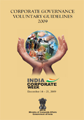 Corporate governance voluntary guidelines