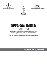 Defcom India 2009 [27-28 May 2009: New Delhi] - Technical Journal