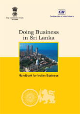 Doing Business in Sri Lanka: Handbook for Indian Business