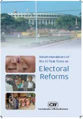 Recommendations of the CII Task Force on Electoral Reforms