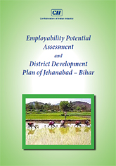 Employability Potential Assessment & District Development Plan of Jehanabad - Bihar