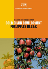 Feasibility report for cold chain development for apples in J&K