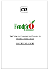 Foodpro 2005 [11-15 November 2005: Chennai]