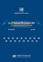 2nd CII National HR Conclave 2011 Proceedings