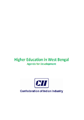 Higher Education in West Bengal - Agenda for Development