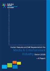 Human Resource and Skill Requirements in the Media and Entertainment Industry