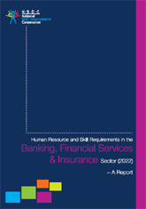 Human resource and skill requirements in the banking & financial services industry