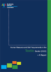 Human resource and skill requirements in the textile industry