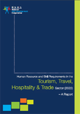 Human resource and skill requirements of the tourism sector