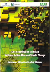ICT's Contribution to India's National Action Plan on Climate Change