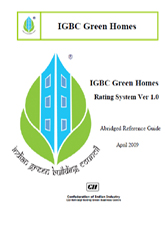IGBC Green Homes Rating System Ver 1.0- Abridged Reference Guide