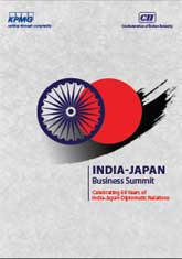 India-Japan Business Summit: Celebrating 60 Years of India-Japan Diplomatic Relations