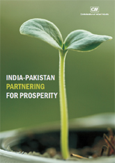 India - Pakistan: Partnering For Prosperity