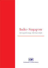 India Singapore: strengthning partnerships