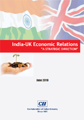 India UK economic relations: a strategic direction, 2010