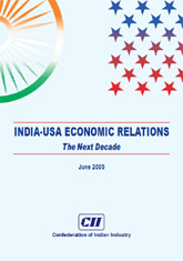 India USA economic relations: the next decade, 2009