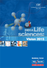 India life sciences: vision 2015