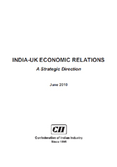 India-UK economic relations: a strategic direction