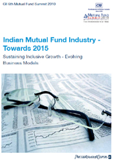 Indian mutual fund industry - towards 2015