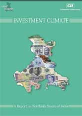 Investment climate of northern states of India