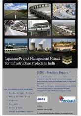 Japanese Project Management Manual for Infrastructure Projects in India