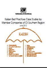 Publication on Kaizen Best Practices 2012