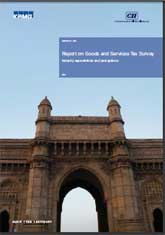 CII – KPMG GST Survey Report