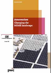 Innovation: Changing The MSME Landscape (CII - PwC Research Paper)