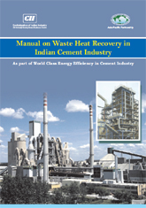 Manual on Waste Heat Recovery in Indian Cement Industry