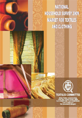 National household survey 2009: market for textiles and clothing