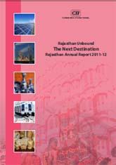 CII Rajasthan Annual Report 2011-12