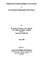 Rapid environmental impact assessment