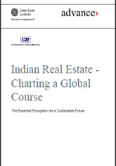 Indian real estate: charting a global course
