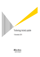 Report on Technology Industry Update
