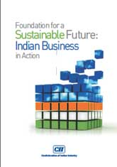 Foundation for a Sustainable Future: Indian Business in Action