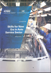 Skills for New Era in Auto Service Sector - KPMG Report