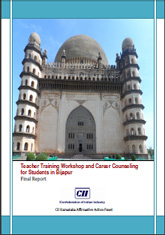 Teacher Training Workshop & Career Counselling for Students in Bijapur - A Report