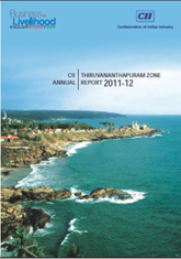 CII Thiruvananthapuram Zone Annual Report 2011-12