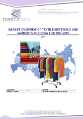 Textile Industry in Russia