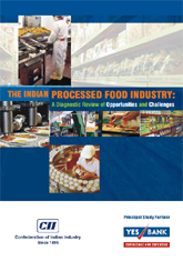 The Indian Processed Food Industry: a diagnostic review of opportunities and challenges